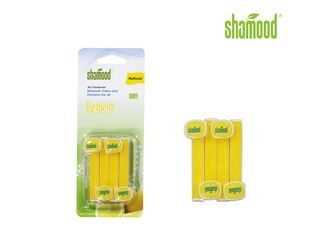 Lemon Vent Stick Air Freshener Home Vent Penyegar Udara 4 Strip / PK